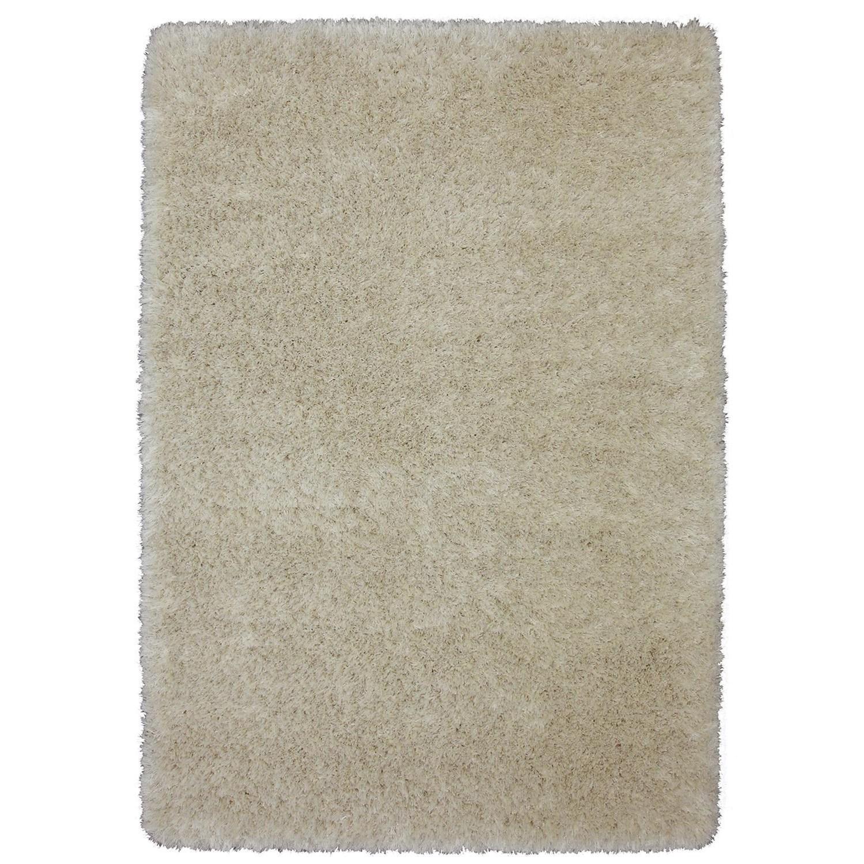 Karastan Rugs After 5 Shag 5'3x7'7 Ivory Rug - Item Number: RG115 047 063091