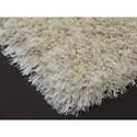 Karastan Rugs After 5 Shag 5'3x7'7 Ivory Rug