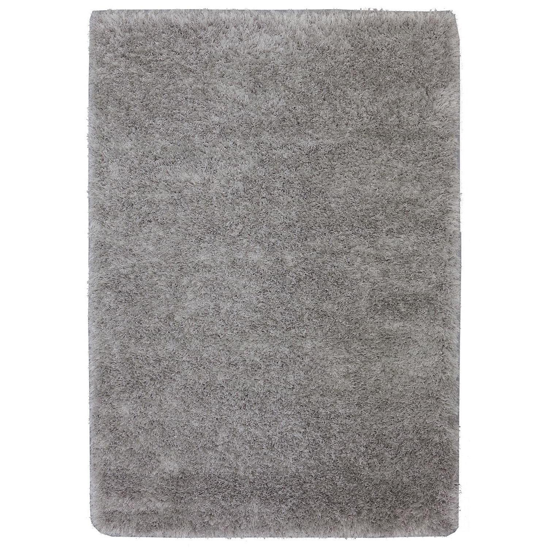 Karastan Rugs After 5 Shag 4'x5'7 Silver Rug - Item Number: RG115 1032 048067