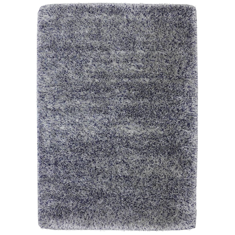Karastan Rugs After 5 Shag 7'11x10'10 Blue Silver Rug - Item Number: RG115 155 095130