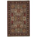Karastan Rugs Antique Legends 4'3x6' Bakhtiyari Rug