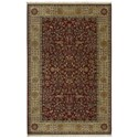 Karastan Rugs Antique Legends 10'x14' Emperor's Hunt Rug - Item Number: 02200 00204 120168
