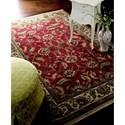 Karastan Rugs Ashara 8'8x10' Agra Red Rug