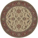Karastan Rugs Ashara 2'6x4' Agra Ivory Rug