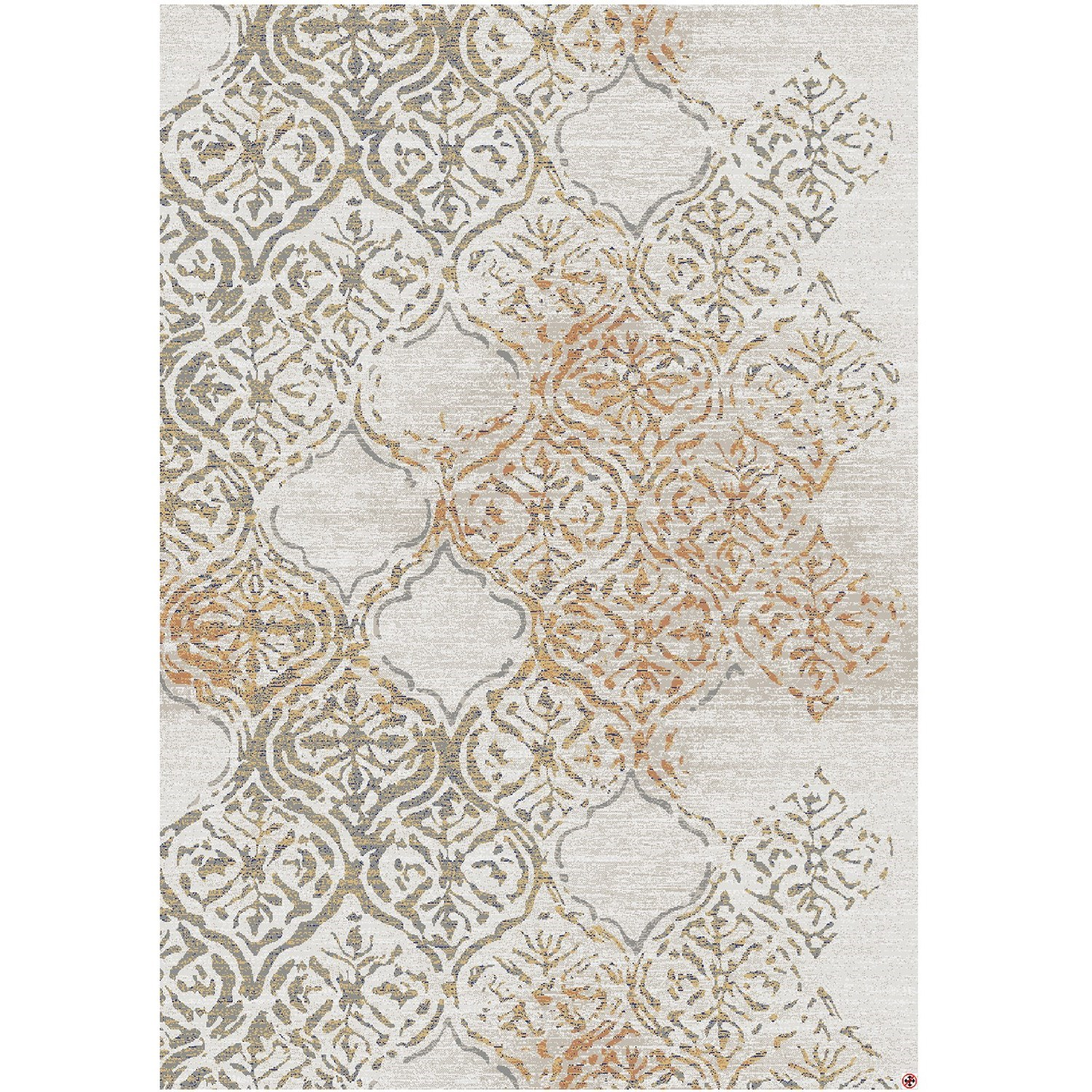 Cosmopolitan 8'x11' Rectangle Ornamental Area Rug by Karastan Rugs at Darvin Furniture