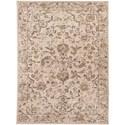 Karastan Rugs Cosmopolitan 8'x11' Rectangle Ornamental Area Rug - Item Number: 90955 20047 096132
