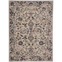 "Karastan Rugs Cosmopolitan 9' 6""x12' 11"" Rectangle Ornamental Area Rug - Item Number: 90955 50134 114155"