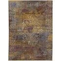 "Karastan Rugs Cosmopolitan 9' 6""x12' 11"" Rectangle Ornamental Area Rug - Item Number: 90958 10037 114155"
