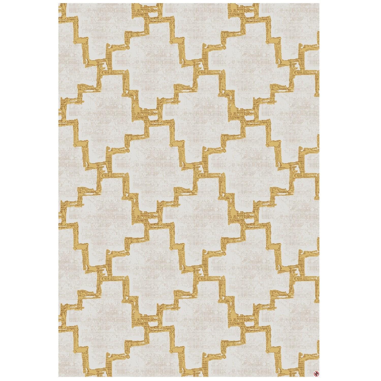 "Cosmopolitan 5' 3""x7' 10"" Rectangle Geometric Area Rug by Karastan Rugs at Darvin Furniture"