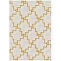 "Karastan Rugs Cosmopolitan 9' 6""x12' 11"" Rectangle Geometric Area Rug - Item Number: 90959 20047 114155"