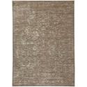 Karastan Rugs Cosmopolitan 8'x11' Rectangle Ornamental Area Rug - Item Number: 90963 80249 096132
