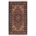 Karastan Rugs English Manor 2'6x4' Windsor Rug