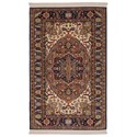 Karastan Rugs English Manor 5'7x7'11 Windsor Rug - Item Number: 02120 00501 067095