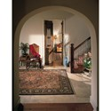 Karastan Rugs English Manor 5'7x7'11 Windsor Rug