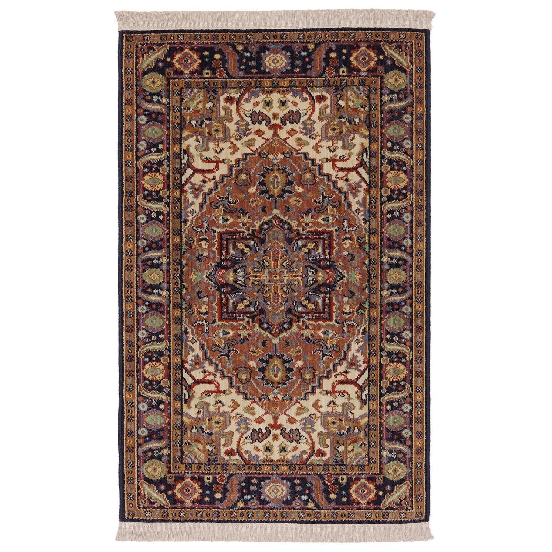 Karastan Rugs English Manor 8'x10'5 Windsor Rug - Item Number: 02120 00501 096125