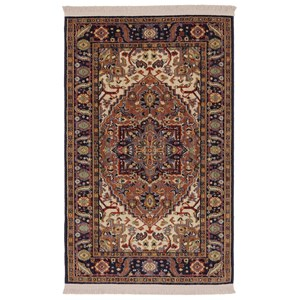 Karastan Rugs English Manor 9'2x13' Windsor Rug