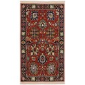 Karastan Rugs English Manor 2'6x8' Cambridge Rug Runner