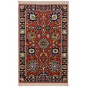 Karastan Rugs English Manor 3'8x5' Cambridge Rug - Item Number: 02120 00502 044060