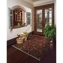 Karastan Rugs English Manor 3'8x5' Cambridge Rug