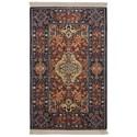 Karastan Rugs English Manor 8'6x11'6 Hampton Court Rug - Item Number: 02120 00504 102138