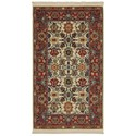 Karastan Rugs English Manor 2'6x8' Stratford Rug Runner