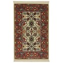 Karastan Rugs English Manor 5'7x7'11 Stratford Rug - Item Number: 02120 00505 067095
