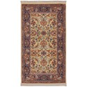 Karastan Rugs English Manor 2'6x8' Brighton Rug Runner