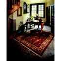 Karastan Rugs English Manor 2'9x5' William Morris Red Rug