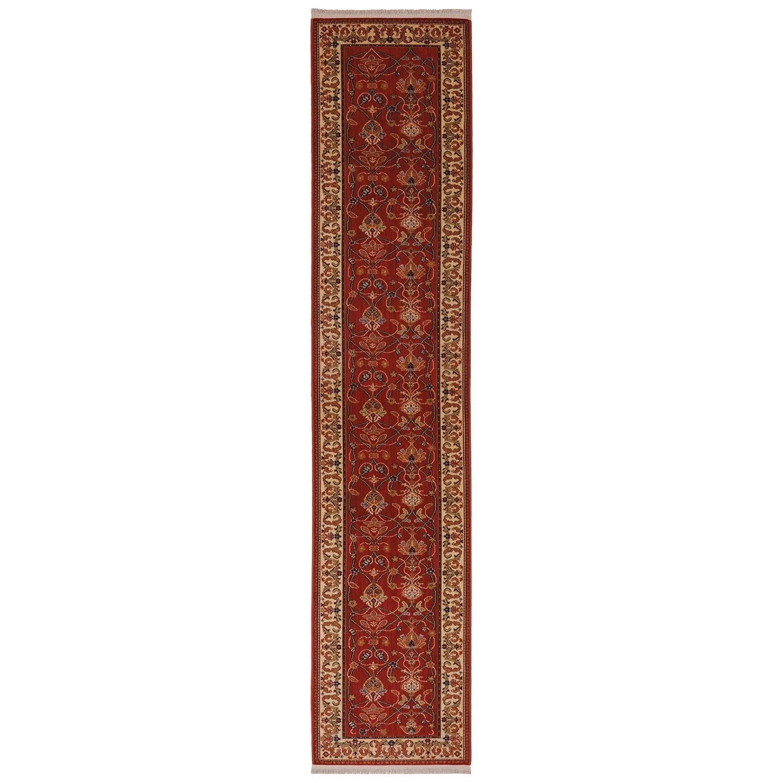 Karastan Rugs English Manor 3 8x5 William Morris Red Rug