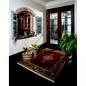 Karastan Rugs English Manor 2'9x5' Canterbury Rug