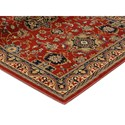 Karastan Rugs English Manor 8'6x11'6 Manchester Red Rug