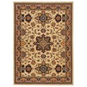Karastan Rugs English Manor 5'7x7'11 Manchester Ivory Rug - Item Number: 02120 00602 067095