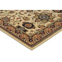Karastan Rugs English Manor 9'2x13' Manchester Ivory Rug