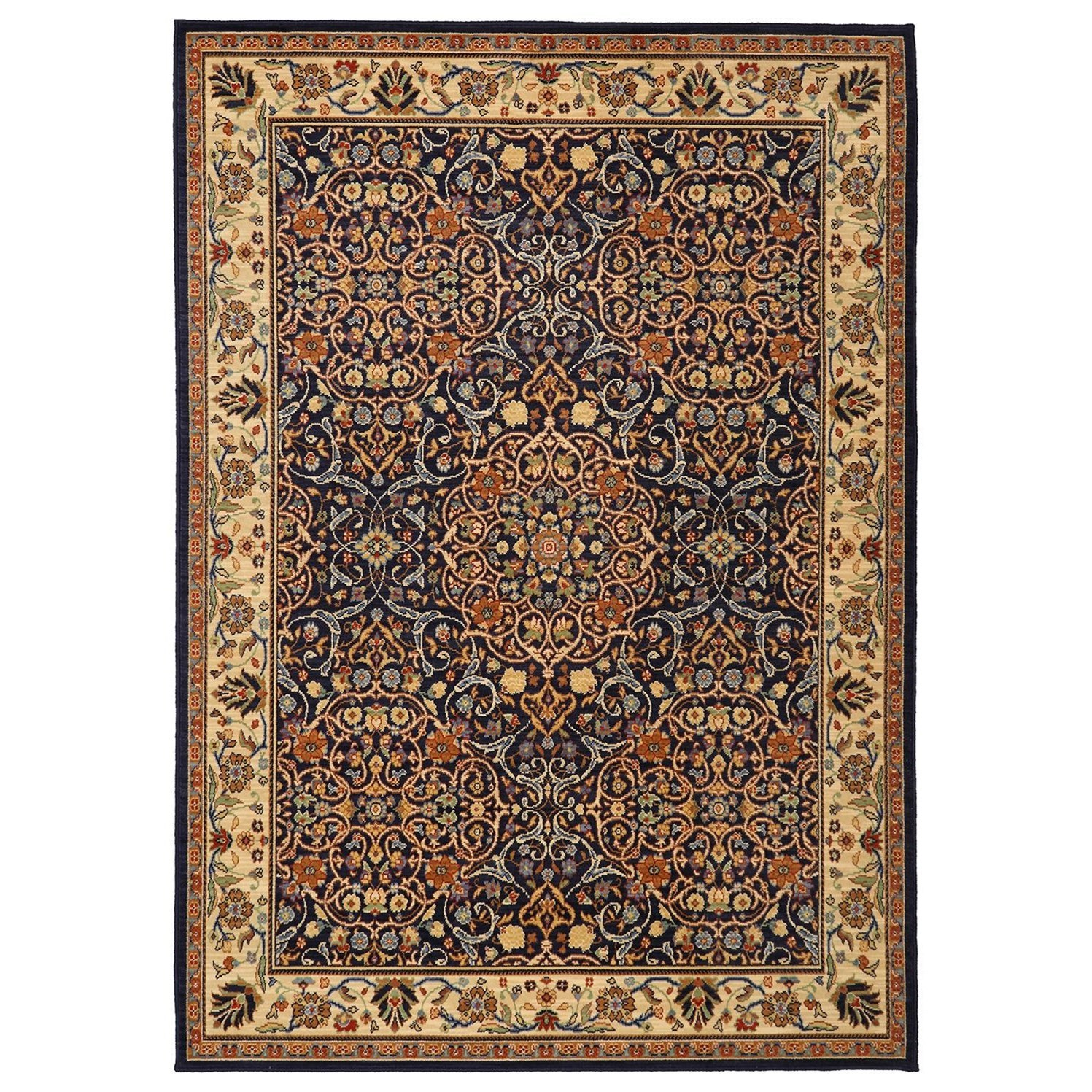 Karastan Rugs English Manor 3'8x5' Sutton Rug - Item Number: 02120 00603 044060