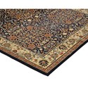 Karastan Rugs English Manor 3'8x5' Sutton Rug