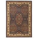 Karastan Rugs English Manor 8'x10'5 Sutton Rug - Item Number: 02120 00603 096125