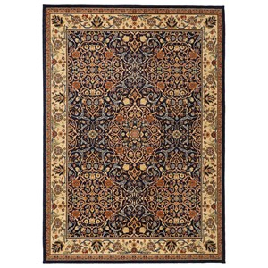 Karastan Rugs English Manor 9'2x13' Sutton Rug