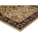 Karastan Rugs English Manor 9'2x13' Oxford Ivory Rug