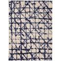 "Karastan Rugs Enigma 9' 6""x12' 11"" Rectangle Geometric Area Rug - Item Number: 90969 50134 114155"