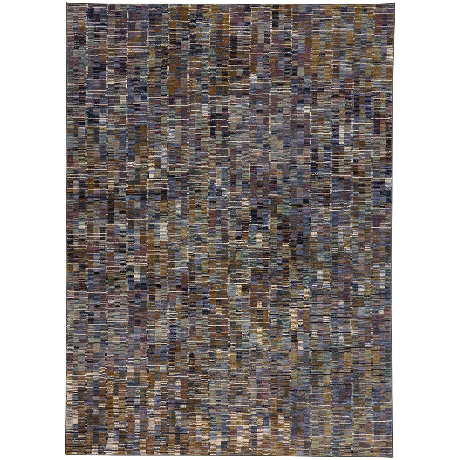 8'x11' Rectangle Geometric Area Rug