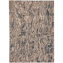 """Karastan Rugs Enigma 5' 3""""x7' 10"""" Rectangle Abstract Area Rug - Item Number: 90966 60129 063094"""
