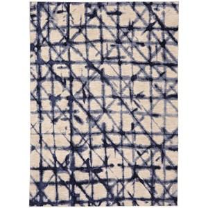 "9' 6""x12' 11"" Rectangle Geometric Area Rug"