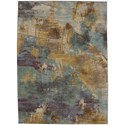 """Karastan Rugs Enigma 9' 6""""x12' 11"""" Rectangle Abstract Area Rug - Item Number: 90975 70040 114155"""