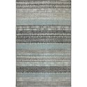 Karastan Rugs Euphoria 3'6x5'6 Eddleston Ash Grey Rug - Item Number: 90263 5913 042066