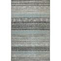 Karastan Rugs Euphoria 8'x11' Eddleston Ash Grey Rug - Item Number: 90263 5913 096132