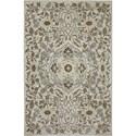 Karastan Rugs Euphoria 8'x11' Edenderry Sand Stone Rug - Item Number: 90264 471 096132