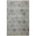 Karastan Rugs Euphoria 3'6x5'6 Wexford Sand Stone Rug - Item Number: 90265 471 042066