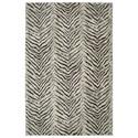 Karastan Rugs Euphoria 8'x11' Aberdeen Natural Rug - Item Number: 90267 70032 096132