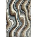 Karastan Rugs Euphoria 5'3x7'10 Larkhall Granite Rug