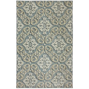 Karastan Rugs Euphoria 9'6x12'11 Findon Bay Blue Rug